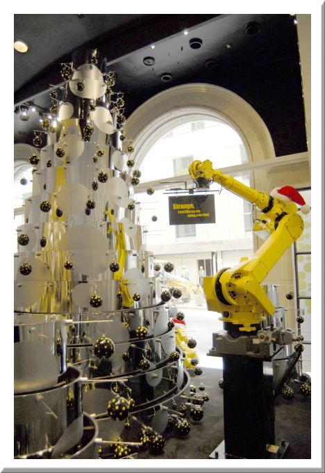 ARRI Robot at Neiman Marcus UTA photo