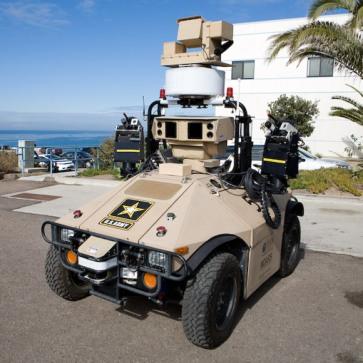 Army UAVrobot