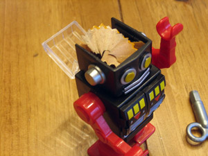 Robot Sharpener
