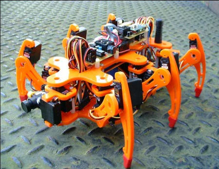 Micromagic Systems v2 Hexapod